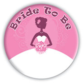 Hens Night Badges Bride to Be