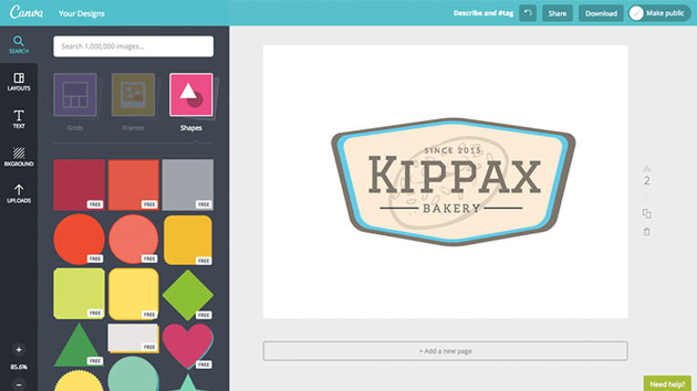Create Your Custom Made Badge Design Using Canva - Make Badges