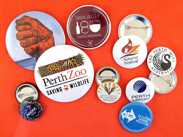 Make Badges Perth