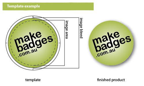 custom made badges artwork. Black Bedroom Furniture Sets. Home Design Ideas